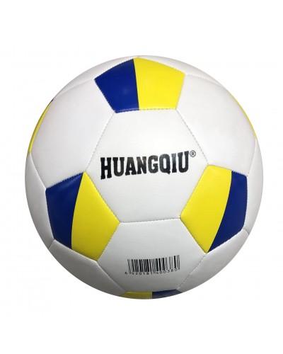Мяч футбольный FB2114 (FB2114-1)  №5, PVC 340 грамм, 1 цвет