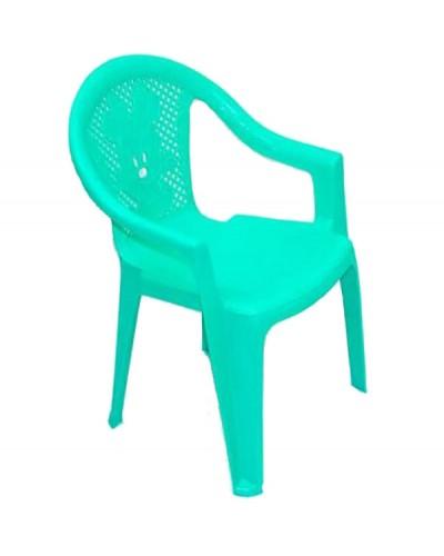 Кресло пластиковое детское №1, арт. 4504, Bamsic