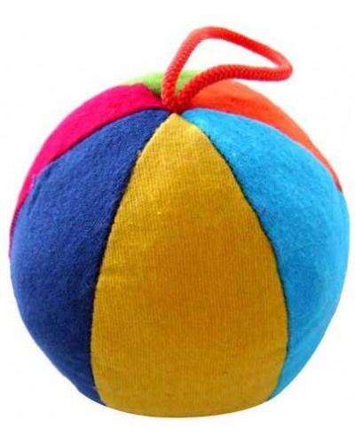 """М'який м'яч """"Малюк"""", 12 см, Розумна іграшка"""