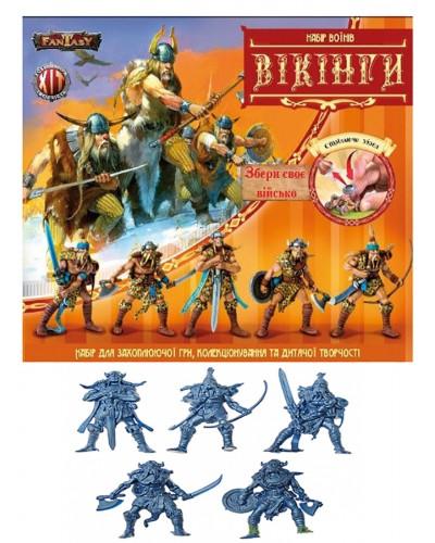 """Набор воинов """"Викинги"""", Fantasy"""