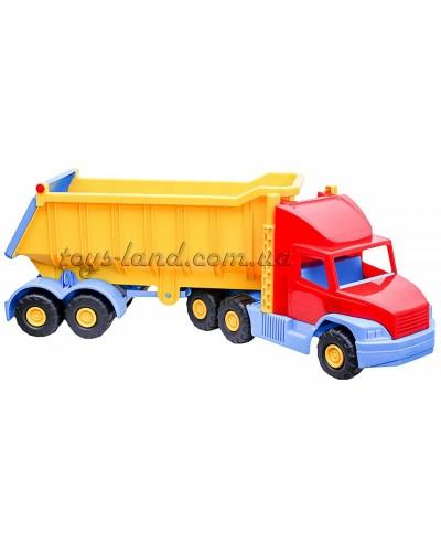 Super Truck грузовик, арт. 36400, Wader