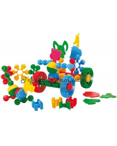 "Конструктор ""Funny blocks"" (36 элем.), арт. 41830, Wader"