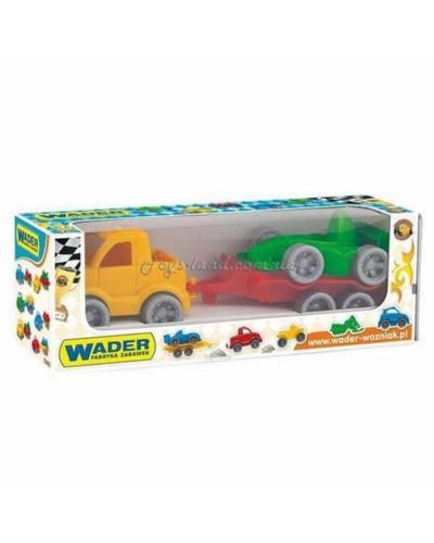 Kid Cars Sport Авто с прицепом, 52600, Wader