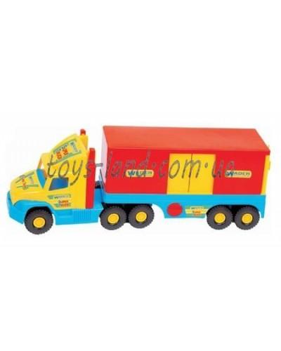 """Super Truck"" фургон"