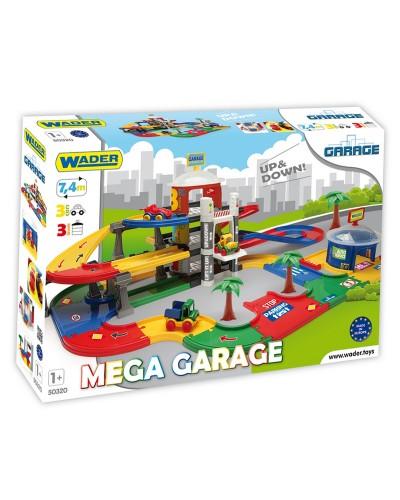 Мега гараж 16*54*60 см